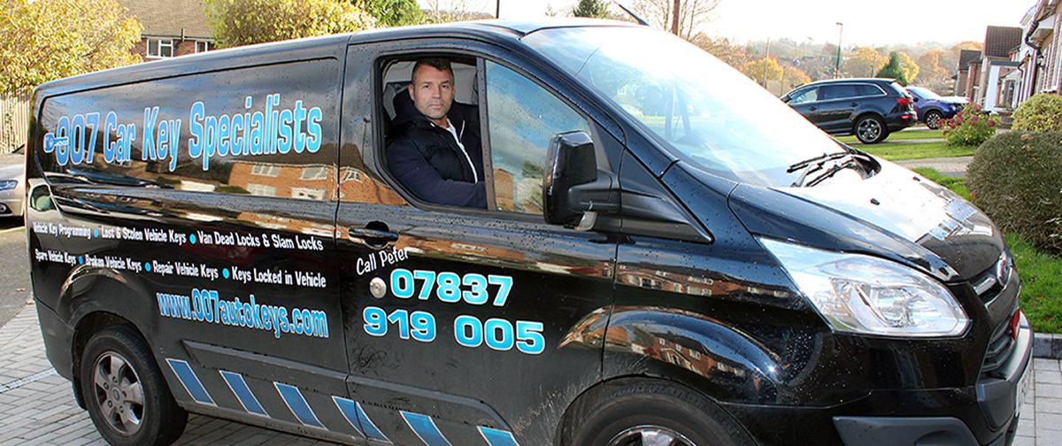 Car Locksmith Croydon